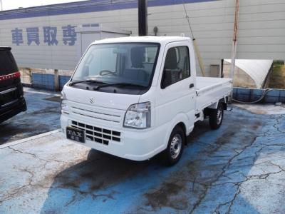 スズキ キャリイ トラック  KC エアコン パワステ 5速マニュアル 未使用車  1枚目