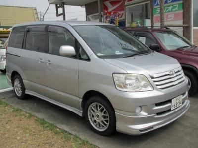 トヨタ ノア  X-Vセレクション 全体