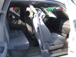 USトヨタ タンドラ  SR5 4WD 内部
