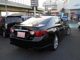 トヨタ マークX  250G Sパッケージリラックスセレクション サンルーフ 3枚目