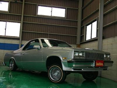 シボレー エルカミーノ  '86y最終モデル 全体