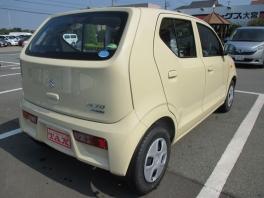 スズキ アルト  660 L  届出済未使用車 エネチャージ エコクール キーレス CDステレオ  2枚目