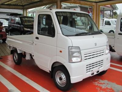スズキ キャリイ トラック  KU 4WD 全体