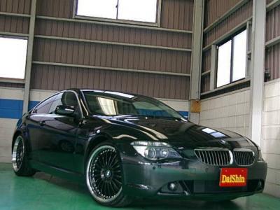 BMW 6シリーズ  630i 純正HDDナビ 赤革/SR 全体