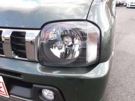 スズキ ジムニー  660 ランドベンチャー 4WD 未使用車 グリーンメタリック 3枚目