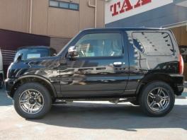 スズキ ジムニー  ランドベンチャー MT 4WD ブラック 未使用車 3枚目