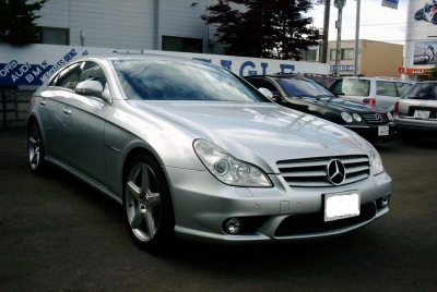 AMG CLSクラス  CLS55 全体
