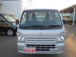 スズキ キャリイ トラック  KC 4WD AC PS MT5速 7km シルバー 費用込92.9万円 2枚目