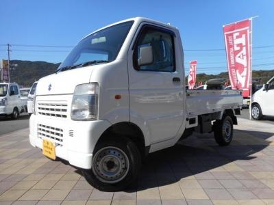 スズキ キャリイ トラック  KCエアコン・パワステ 4WD デフロック 1枚目