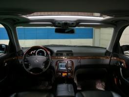 メルセデス・ベンツ Sクラス  S320 LorinserF01仕様 内部