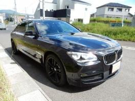 BMW 7シリーズ  750Li Mスポーツパッケージ 4枚目