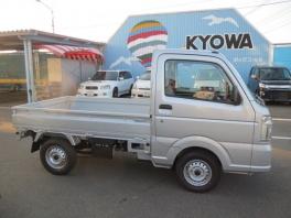 スズキ キャリイ トラック  KC 4WD AC PS MT5速 7km シルバー 費用込92.9万円 4枚目