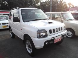 スズキ ジムニー  4WD XC 2枚目
