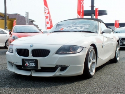BMW Z4  ロードスター2.5i 電動オープン ホワイト 1枚目