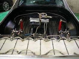 シボレー エルカミーノ  '86y最終モデル 後方