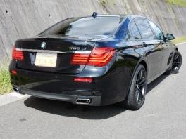 BMW 7シリーズ  750Li Mスポーツパッケージ 2枚目