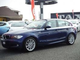 BMW 1シリーズ  116i Mスポーツパッケージ  ブルー 2枚目