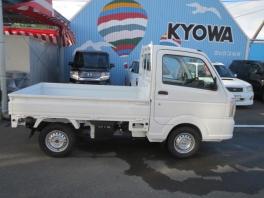 スズキ キャリイ トラック  KC AT車 10km 白 費用込89.9万円 メーカー保証 マット バイザー 4枚目