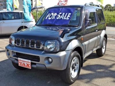 スズキ ジムニー シエラ  1.3 ワイルドウインド 4WD シートヒーター ブラックメタリックII 1枚目