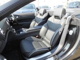 メルセデス・ベンツ SLクラス  SL350 ブルーエフィシェンシー AMGスポーツパッケージ  ブラック 3枚目