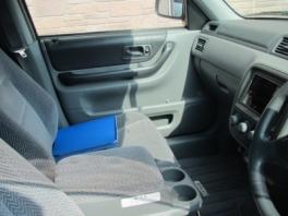 ホンダ CR-V  4WD 内部