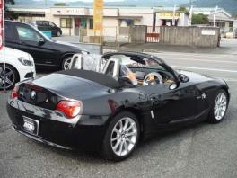 BMW Z4  ロードスター3.0si 電動オープン ブラック 4枚目