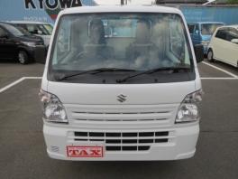 スズキ キャリイ トラック  KC 4WD AC PS MT 9km 白 費用込92.9万円 2枚目