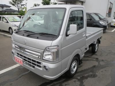 スズキ キャリイ トラック  KX 4WD シルバー 上級グレード 7km 費用込96.9万円 装備充実  1枚目