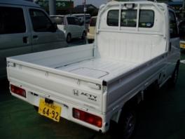 ホンダ アクティ トラック  SDX4WD 後方