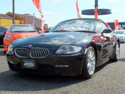 BMW Z4  ロードスター3.0si 電動オープン ブラック 1枚目