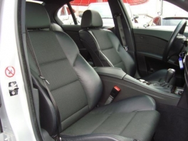 BMW 5シリーズ  525i Mスポーツパッケージ 1オーナー チタンシルバー 2枚目