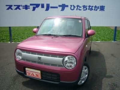 スズキ アルトラパン  660 G  ピンク 1枚目