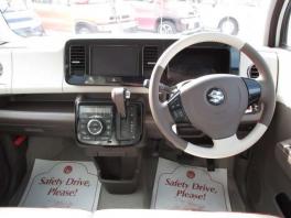 スズキ MRワゴン  660 ウィット XS 登録済未使用車 エネチャージ ホワイトパール 3枚目