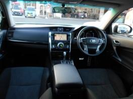 トヨタ マークX  250G Sパッケージリラックスセレクション サンルーフ 2枚目