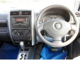 スズキ ジムニー シエラ  1.3 ワイルドウインド 4WD シートヒーター ブラックメタリックII 4枚目