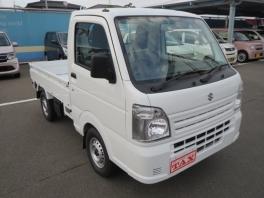 スズキ キャリイ トラック  KC 4WD AC PS MT 9km 白 費用込92.9万円 3枚目