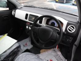スズキ アルト  L 未使用車 横滑り防止 運転席シートヒーター アイドリングストップ 3枚目