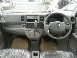スズキ エブリイ  660 JOIN 届出済未使用車 両面スライドドア エアコン パワステ CD 4枚目