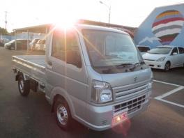 スズキ キャリイ トラック  KC 4WD AC PS MT5速 7km シルバー 費用込92.9万円 3枚目