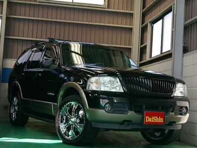 フォード エクスプローラー  XLT HDDナビ&ETC 20AW 全体