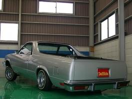 シボレー エルカミーノ  '86y最終モデル 前方