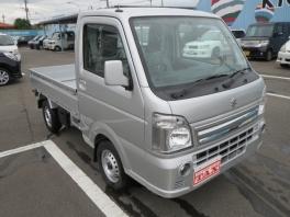 スズキ キャリイ トラック  KX 4WD シルバー 上級グレード 7km 費用込96.9万円 装備充実  3枚目