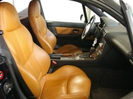 BMW Z3  Z3クーペ タン革 ガルウイング車輌 内部