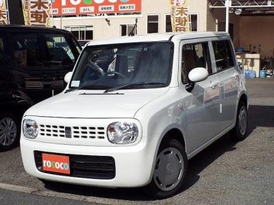 スズキ アルトラパン  G スマートキー 登録済未使用車 新車保証付 1枚目