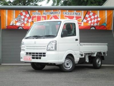 スズキ キャリイ トラック  KCエアコン・パワステ オートギアシフト 1枚目