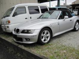 BMW Z3  2.0 前方