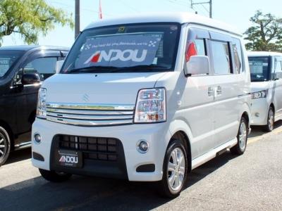 スズキ エブリィ ワゴン  660 PZターボスペシャル  パール 1枚目