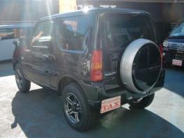 スズキ ジムニー  ランドベンチャー MT 4WD ブラック 未使用車 4枚目