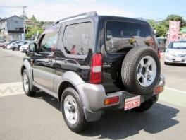 スズキ ジムニー シエラ  1.3 ワイルドウインド 4WD シートヒーター ブラックメタリックII 2枚目