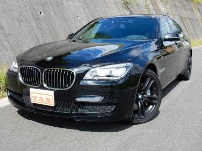BMW 7シリーズ  750Li Mスポーツパッケージ 1枚目